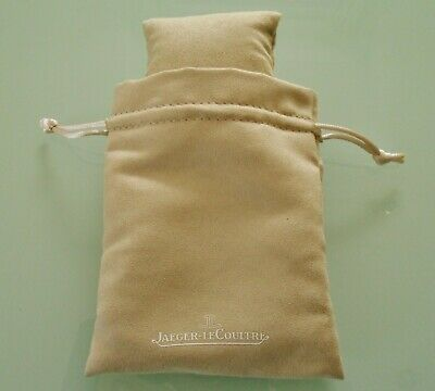 £9.95 • Buy Jaeger-leCoultre ~ Watch Soft Travel Bag With  Pillow