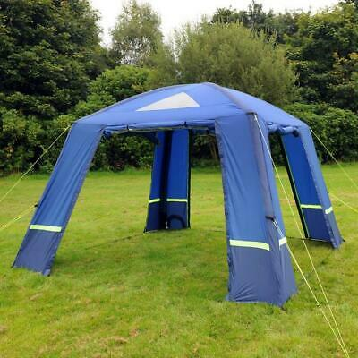 4 Sided NEW Berghaus Air Shelter Gazebo Waterproof RRP £495 • 375£