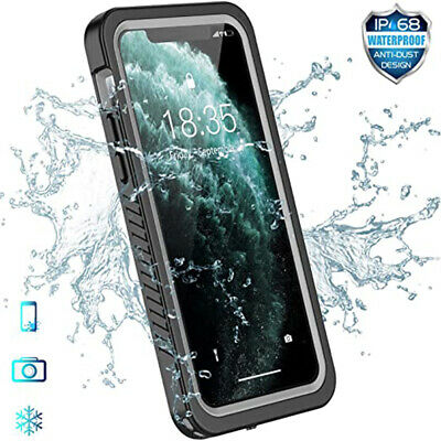 AU22.99 • Buy Underwater Shockproof Waterproof Case Cover For IPhone 12 11 Pro Max Xr X 8 7 6