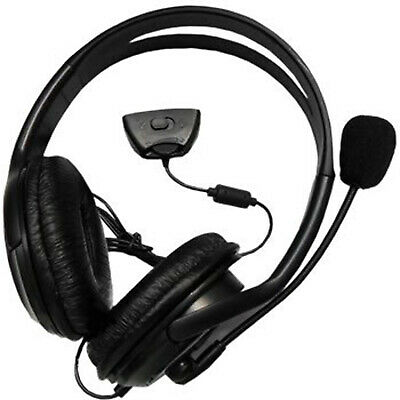 £5.49 • Buy New Deluxe Headset Headphone With Microphone For Xbox 360 Live Uk Seller