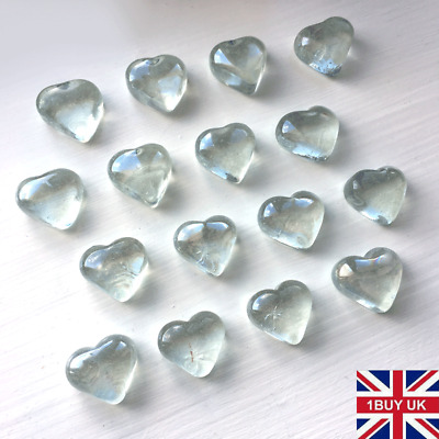 £3.49 • Buy Decorative Clear Glass Stone Pebbles Nuggets Wedding Beads Gems Events Mosaics
