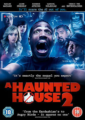 £5.99 • Buy A Haunted House 2 (2014) [18] DVD