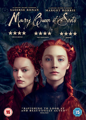 Mary Queen Of Scots (2018) [15] DVD • 5.99£