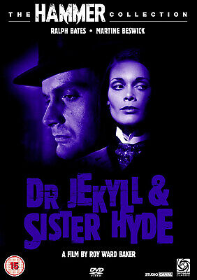 £8.99 • Buy Dr Jekyll And Sister Hyde (1971) [15] DVD