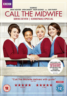 Call The Midwife: Series Seven (2018) [12] DVD Box Set • 10.99£