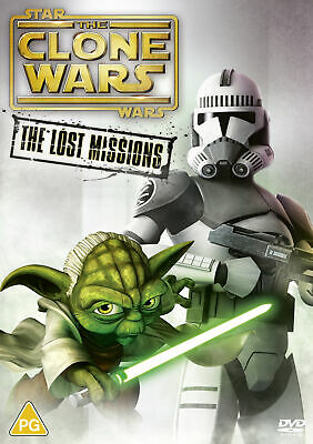 £14.99 • Buy Star Wars - The Clone Wars: The Lost Missions (2014) [PG] DVD Box Set