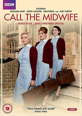 £10.99 • Buy Call The Midwife: Series Four (2015) [12] DVD Box Set