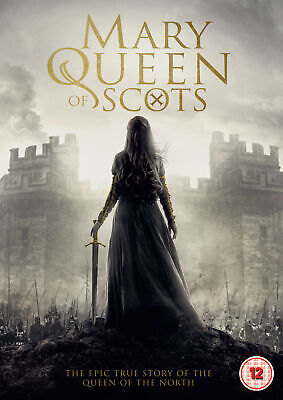 Mary Queen Of Scots (2013) [12] DVD • 7.99£