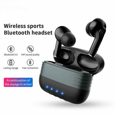 $ CDN26.38 • Buy Bluetooth Earbuds For IPhone Android Samsung Wireless Earphone WaterProof IPX7