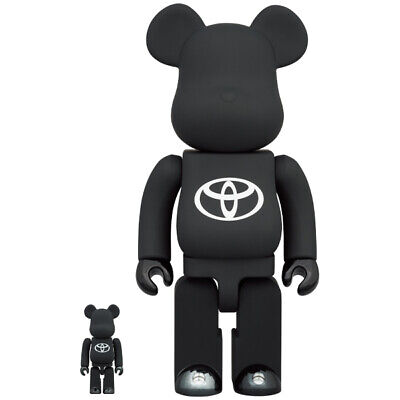 """$280 • Buy < Sealed New > BE@RBRICK  TOYOTA """"Drive Your Teenage Dreams."""" 100% & 400%"""