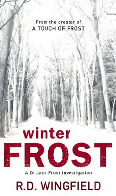 £9 • Buy Wingfield,r D-winter Frost Book New