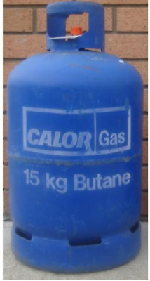 Calor 15kg Butane Gas Bottle Empty Save £30 On Rental/deposit Collection @ OX17  • 10£