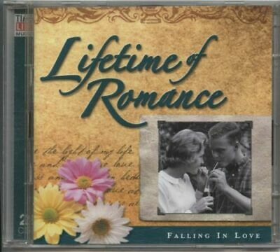 £4.95 • Buy Various Artists - Lifetime Of Romance : Falling In Love (2CD)  Time Life