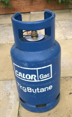 Calor 7kg Butane Gas Bottle Empty Save £30 On Rental/deposit Collection @ OX17  • 10£