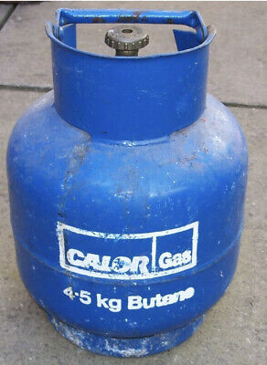 Calor 4.5kg Butane Gas Bottle Empty Save £30 On Rental/deposit Collection @ OX17 • 10£