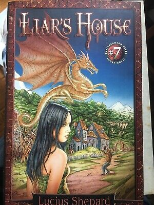 £10.61 • Buy Liar's House By Lucius Shepard Signed