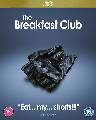 The Breakfast Club - Iconic Moments (hmv Exclusive) (1984) [15] Blu-ray • 7.99£