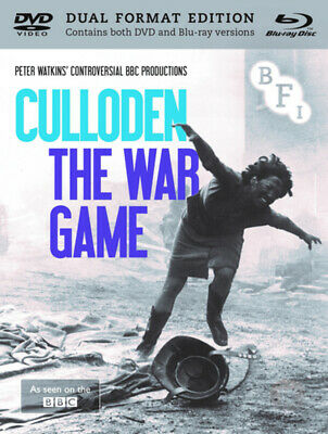 £14.99 • Buy Culloden/The War Game (1965) [15] 2 Disc Blu-ray