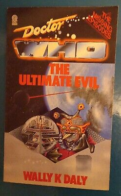 Doctor Who The Ultimate Evil Target Books Paperback  • 15£