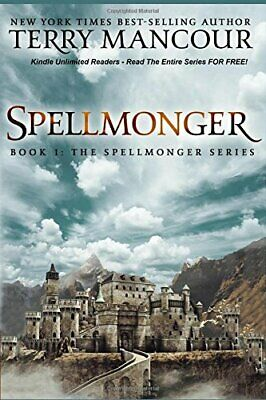 AU33.41 • Buy Spellmonger: Book 1 Of The Spellmonger Ser... By Mancour, Mr. Terry L 1522975039