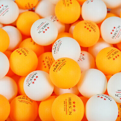 AU17.23 • Buy Table Tennis Balls 3 Star Ping Pong Balls 40 Mm ABS Plastic For Student Training