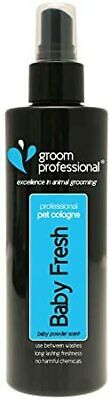 £9.13 • Buy Groom Professional Baby Fresh Pet Cologne - 200ml