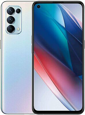 £379 • Buy SIM Free OPPO Find X3 Lite 128Gb 5G Mobile Phone - Silver