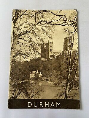 Vintage Durham Cathedral Guide - Illustrated Guide • 5.95£