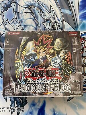 £799.99 • Buy Yugioh Metal Raiders 1st Edition Portuguese Sealed Booster Box