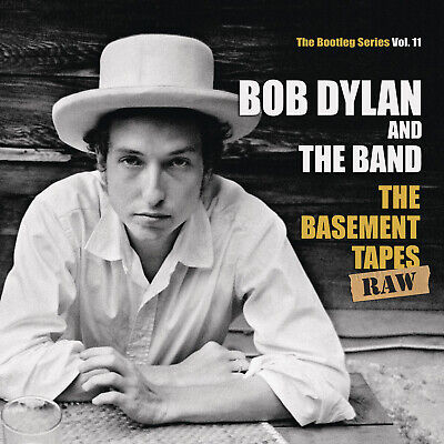 £54.99 • Buy Bob Dylan And The Band - The Basement Tapes: Raw 12  Vinyl/CD Album Record