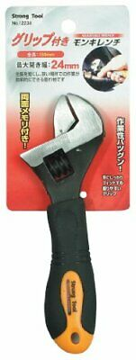 $ CDN55.30 • Buy Three Axis Monkey Wrench 150Mm Double-Sided Graduated Grip 12234