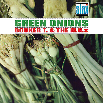 Booker T. And The M.G.'s - Green Onions (1962) 1 Disc Vinyl 12  Album Record • 17.99£