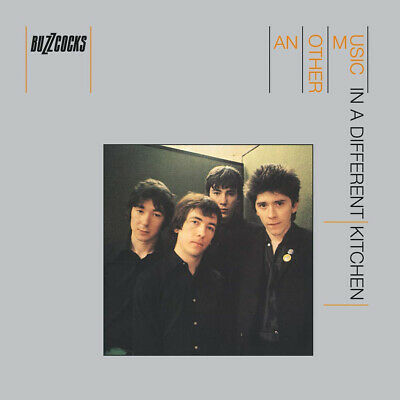 £12.99 • Buy Buzzcocks - Another Music In A Different Kitchen (1978, Domino Records) CD Album
