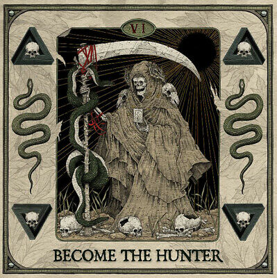 £9.99 • Buy Suicide Silence - Become The Hunter (2020, Nuclear Blast) CD Album