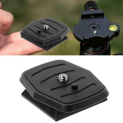 Quick Release Plate Tripod Monopod Head Screw Adapter Mount For Sony Camera New • 2.54£