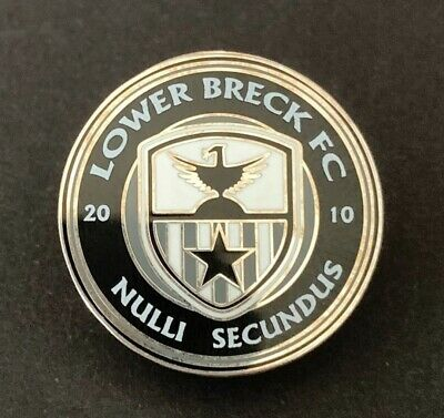 £2.50 • Buy Lower Breck FC (Away) Non-League Football Pin Badge