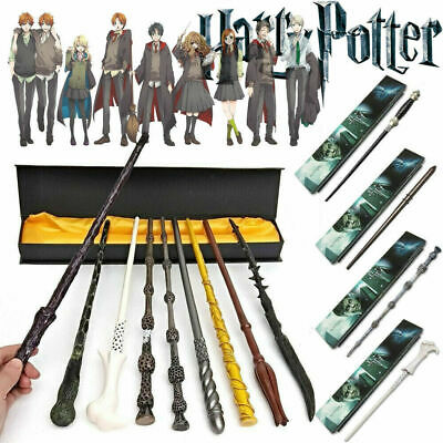 AU14.99 • Buy Harry Potter Magic Wand Hermione Voldemort Sirius Collection Toy Gift Set In Box