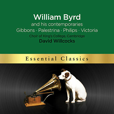 £5.99 • Buy Choir Of Kings College Cambridge William Byrd And His Contemporaries... CD Album