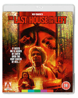 £15.99 • Buy The Last House On The Left (1972) [18] Blu-ray