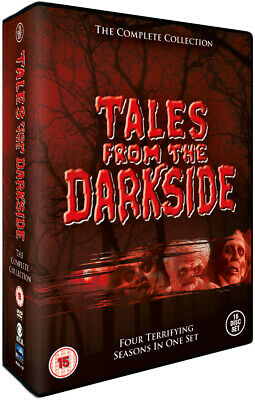 £21.99 • Buy Tales From The Darkside: The Complete Collection (1988) [15] DVD Box Set