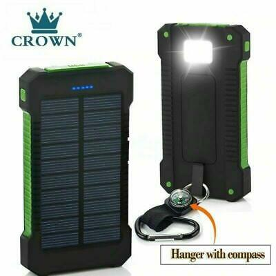 AU30.90 • Buy Genuine 4patriots Patriot Power Cell Usb Solar Phone Charger Power Bank *new~!!!