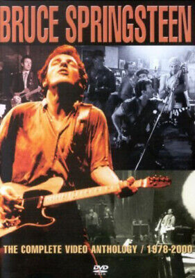 £9.99 • Buy Bruce Springsteen: The Complete Video Anthology - 1978-2000 (2000) [E] DVD