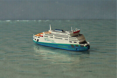 £52 • Buy Portsmouth Ferry VICTORIA OF WIGHT By Rhenania Junior 1:1250 Ship Model