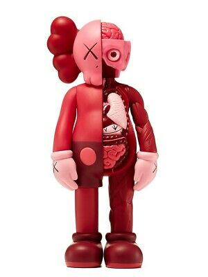 $360 • Buy KAWS Companion Flayed Open Edition Vinyl Figure Blush RARE LIMITED