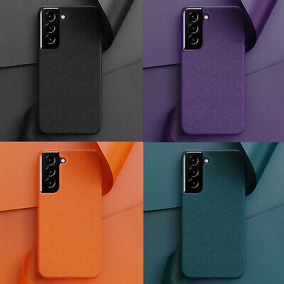 AU8.59 • Buy For Samsung S21 Ultra S20 FE S10 S9 S8 Note 20 Shockproof Leather Case Cover
