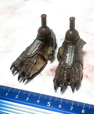 $ CDN57.99 • Buy 1/6 Hot Toys Classic Predator Action Figure Accessory Feet With Pegs