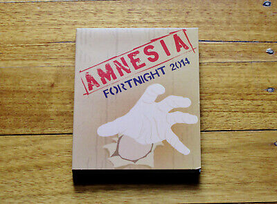$ CDN33.29 • Buy Amnesia Fortnight 2014. Physical Edition. PC. Double Fine Tim Schafer. LucasArts
