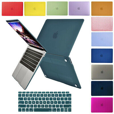 $17.99 • Buy Hard Shell Case For 2020 2021 MacBook Air 13 Inch M1 A2337 A2179 A1932 Cover