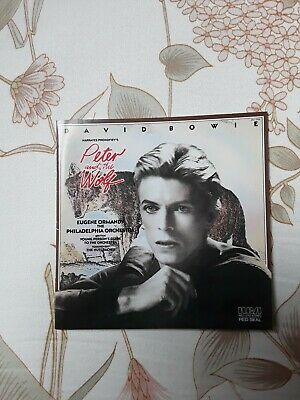 £1.99 • Buy David Bowie - Narrates Prokofiev's Peter And The Wolf - Phil Orch/Ormandy