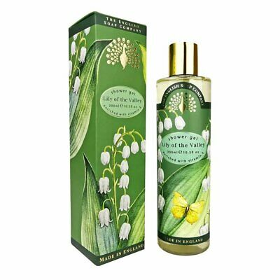 £12.99 • Buy English Soap Company, Lily Of The Valley Shower Gel, 300mls